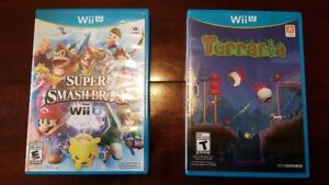 WiiU Games - Sold.  Infinity system still available.