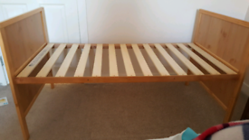 Mothercare Cot bed or Toddler Bed
