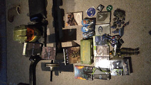 Halo games and Collectibles