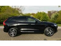 2021 Volvo XC60 B5P Mild Hybrid R Design Pro A Automatic Petrol/Electric 4x4