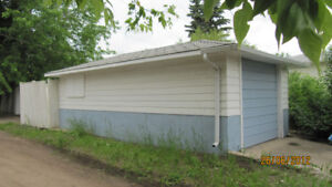 UofS: Single car garage for rent for storage only!