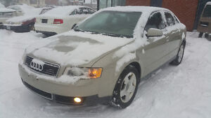 $2000 Audi A4 (manual) AS IS