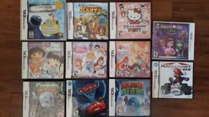 Various Nintendo 3DS/DS Games