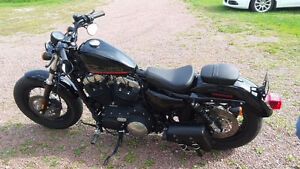 Rare & Ready To Go! Harley Davidson 48 Sportster