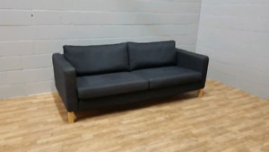 Free delivery: Ikea Karlstad sofa - Dark Gray