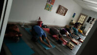 Yoga Class in Val Caron, ON
