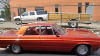 1966 Plymouth fury3 4door  make me an offer