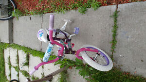 Girls bike 30$