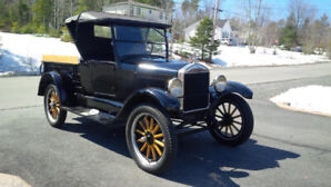1927 Model T Pickup