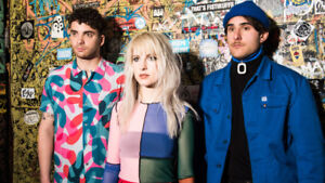 PARAMORE: AFTER LAUGHTER (TOUR5) & FOSTER THE PEOPLE