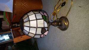 Stain Glass Table Lamp