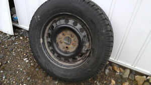 Used Toyo winter tires for sale