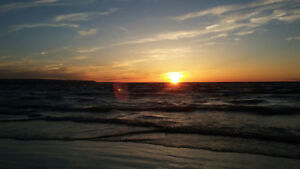 Wasaga Beach- 2 BED Room -Come See the SUNSET