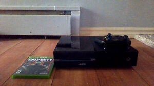 XBOX ONE BUNDLE with 4 games (Black Ops 3) 400$