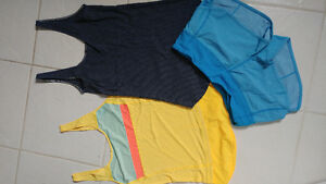 Lululemon tops bottoms sz 6 and some 4.  New or EUC