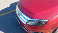 Ford Fusion Chrome Grill - 2010-2012