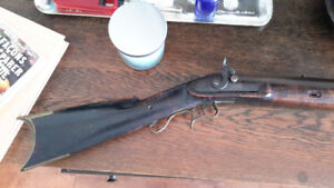 Antique 1830 Thomas Thompson musket