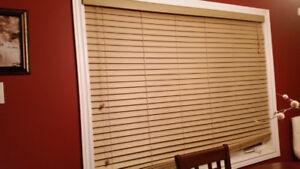 2 inch faux Window blinds