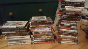 Jeux Gamecube/Wii/PS2/PS3