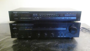 Denon Receiver and AM/FM Database
