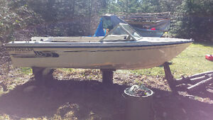 16ft Ravencraft runabout