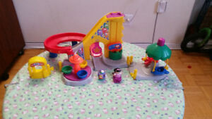 Fisher price surprise sounds  fun park Toys