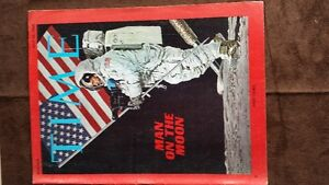 Lot#242- 1969 Space Related Mags 5 total. PURGING ITEMS. Strathcona County Edmonton Area image 3