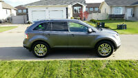 Reduced 2009 ford edge limited LOADED NAV/DVD