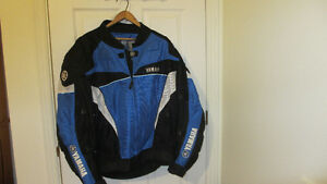 FOR SALE: YAMAHA MOTORCYCLE JACKET