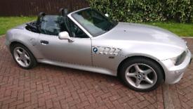 BMW Z3 2001 1.9