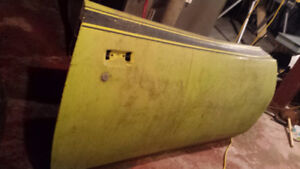 1971-72 Dodge Charger Pass. Side Door