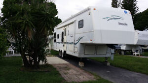 Fifth wheel 35' fort lauderdale