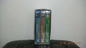 3 VHS VIDEOS: CHRONICLING A JOURNEY ACROSS CANADA West Island Greater Montréal image 3