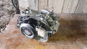 Base moteur Yamaha banshee 350
