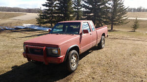 1993 GMC T-10 Sonoma 4x4 extended cab
