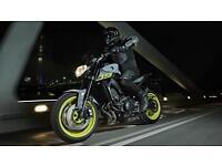 2016 Yamaha MT-09 / ABS 847.00 cc