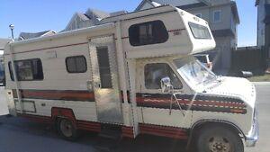 Turn Key Camping in an 1981 Ford Glendale