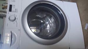 Bosch front loader washing machine