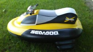 SeaDoo wave trade for canoe