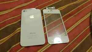 Front and back iphone 4s replacement