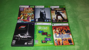 For sale, Xbox 360 video games bundle . still available.