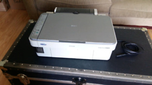 Epson cx4600 printer & scanner