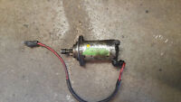 yamaha exciter 570 starter and wiring harness