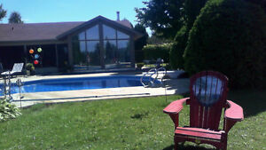 Beautiful Vacation Home in Lac St-Jean area Quebec