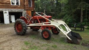 1953 WD 45 Allis Chalmers tractor