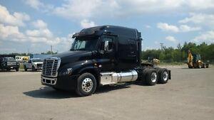 2016 Freightliner Cascadia heavy tractor