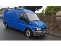 2006 Ford Transit T280 LWB Service History Very Clean Throughout