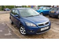 2009 Ford Focus 1.6 ( 100ps ) Auto Zetec