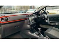 2019 Citroen C3 1.2 PureTech Flair Nav Edition (s/s) 5dr Hatchback Petrol Manual