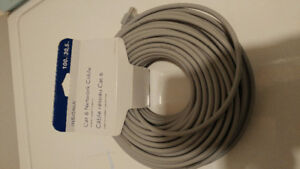 Brand New 100 Feet Cat-6 Network Cable